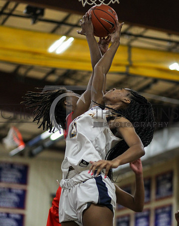 January 31, 2019: PG 3A/2A/1A matchup between Gwynn Park HS and Largo HS in Largo. Photo by: Chris Thompkins/PGsportsfan