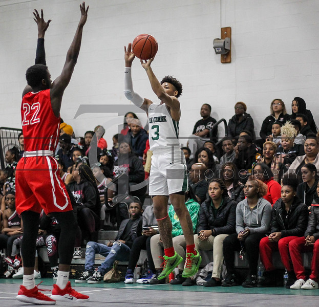 February 15, 2019:  HS boys basketball action between National Christian Academy and Rock Creek Christian Academy in Upper Marlboro. Photo by: Chris Thompkins/PGsportsfan