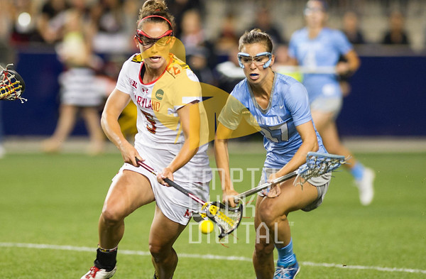 Maryland vs North Carolina Women's D1 NCAA 2015