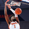 NCAA Basketball: Buffalo at Syracuse
