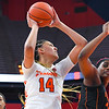 NCAA Womens Basketball: Miami-Florida at Syracuse