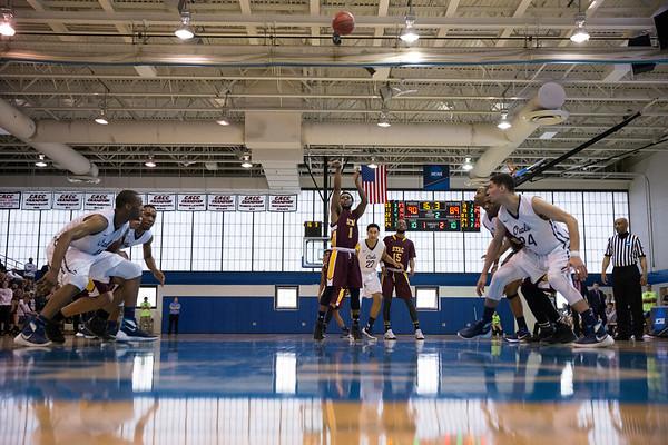 Saint Anselm College Quarter Final's NCAA DII Eastern Regional's