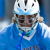 Tufts University began its defense of the Division III Men's Lacrosse Championship with a 13 to 9 victory over visiting Amherst College on March 12, 2011, at Tufts University in Medford, Massachusetts.