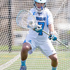 Tufts University Men's Lacrosse defeated Bales College 14-10 in the NESCAC quarter-finals vs on April 27, 2013, at Tufts University in Medford, Massachusetts.