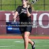 Allison Pash (Union - 12) - The Union College Dutchmen women's lacrosse team defeated Bard College 14-2 on March 31, 2012, at Union College in Schenectady, NY