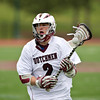 The Union College Dutchmen men's lacrosse team defeated the St. Lawrence Saints 7-6 to on March 131, 2012, at Union College in Schenectady, NY