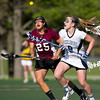 Micaela Desimone (Union - 25) - The Middlebury College women's lacrosse team  defeated the Union College Dutchwomen 15-6, on April 17th, 2012, at Middlebury College in Middlebury, Vermont.
