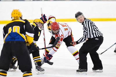 Maryland vs UMBC during the 2017 Crab Pot Tournament at the Brigade Sports Complex in Annapolis, Maryland on 2/11/2017. (Photo by Michael McSweeney).
