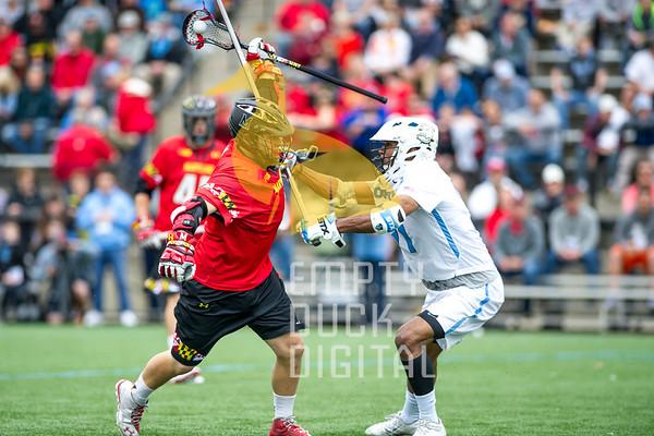 2016 Maryland vs Hopkins Rivalry Game