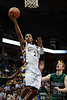 Marquette guard Vander Blue (2) drives for a lay up during the game between the Marquette Golden Eagles and the Green Bay Phoenix at the Bradley Center in Milwaukee, WI.  Marquette defeated Green Bay 89-69.   Mandatory Credit: John Rowland / Southcreek Global