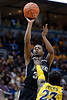 Providence guard Vincent Council (32) hits a jump shot during the game between the Marquette Golden Eagles and the Providence Friars at the Bradley Center in Milwaukee, WI.  Marquette defeated Providence 86-62.   Mandatory Credit: John Rowland / Southcreek Global