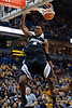 Providence guard/forward Marshon Brooks (2) dunks the ball during the game between the Marquette Golden Eagles and the Providence Friars at the Bradley Center in Milwaukee, WI.  Marquette defeated Providence 86-62.   Mandatory Credit: John Rowland / Southcreek Global