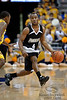 Providence guard Dre Evans (4) dribbles up court during the game between the Marquette Golden Eagles and the Providence Friars at the Bradley Center in Milwaukee, WI.  Marquette defeated Providence 86-62.   Mandatory Credit: John Rowland / Southcreek Global