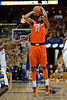 Syracuse guard Scoop Jardine (11) shoots a jumper during the game between the Marquette Golden Eagles and the Syracuse Orange at the Bradley Center in Milwaukee, WI. Marquette defeated Syracuse 76-70.   Mandatory Credit: John Rowland / Southcreek Global