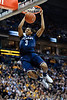 Connecticut forward Jeremy Lamb (3) dunks the ball on a fast break during the game between the Marquette Golden Eagles and the Connecticut Huskies at the Bradley Center in Milwaukee, WI. UConn defeated Marquette 76-68.   Mandatory Credit: John Rowland / Southcreek Global