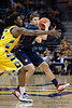 Connecticut forward Tyler Olander (10) is defended by Marquette forward Jae Crowder (32) during the game between the Marquette Golden Eagles and the Connecticut Huskies at the Bradley Center in Milwaukee, WI. UConn defeated Marquette 76-68.   Mandatory Credit: John Rowland / Southcreek Global