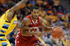 Wisconsin guard Jordan Taylor (11) drives the lane during the game between the Marquette Golden Eagles and the Wisconsin Badgers at the Bradley Center in Milwaukee, WI. Wisconsin defeated Marquette 69-64.   Mandatory Credit: John Rowland / Southcreek Global