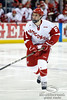 Wisconsin defenseman Justin Schultz (6) during the game between the Minnesota Golden Gophers and the Wisconsin Badgers at the Kohl Center in Madison, WI.  Minnesota defeated Wisconsin 5-2.   Mandatory Credit: John Rowland / Southcreek Global