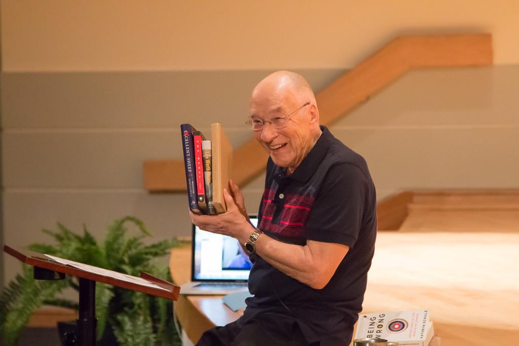 Professor Emeritus Douglas Berggren