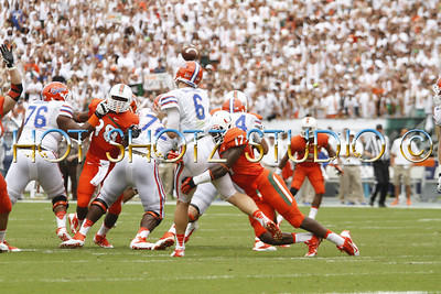 Miami Hurricanes vs Florida Gators 2013