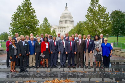 NCACC Board of Directors in DC