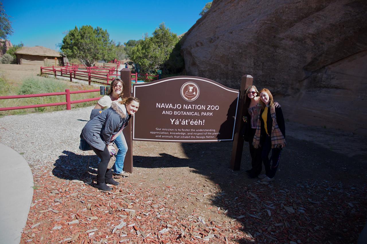 Navajo Zoo