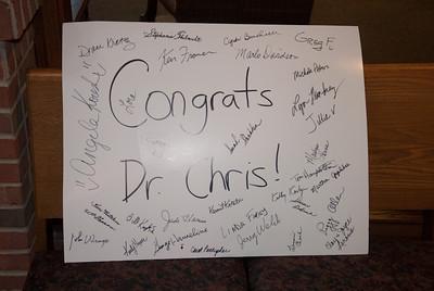 Dr Chris