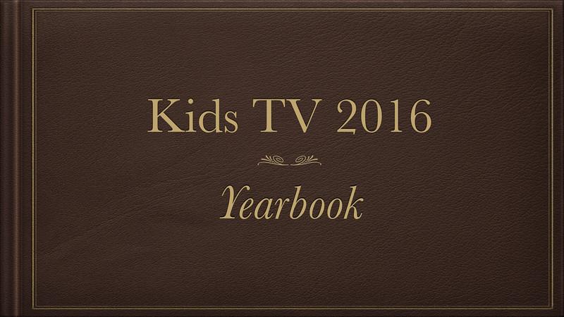 Kids TV 2016