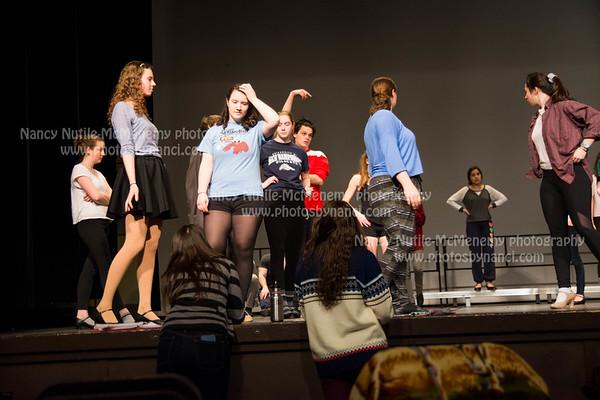 NCCT Teen Rehearsal