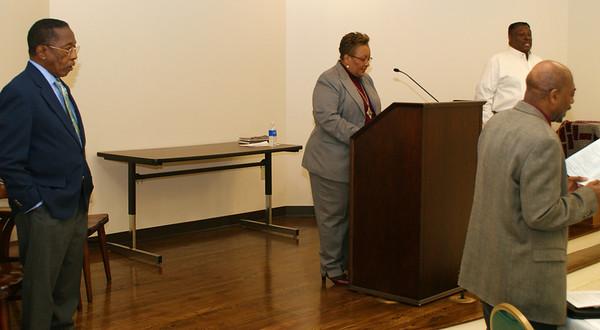 3-21-09 NCCU Region IV Alumni Meeting Photos - Wilson, NC