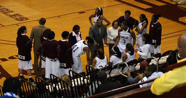 NCCU Lady Eagles Basketball and Volleyball Photos (11-17-08)