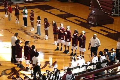 NCCU Lady Eagles vs. Livingstone College (11-08-08)