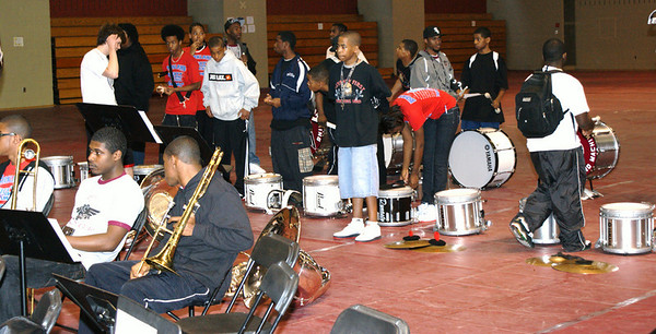 2009 NCCU Marching Sound Machine Band Blast