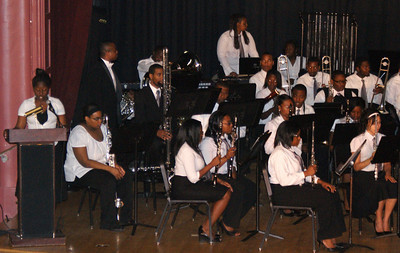2009 NCCU Wind Symphony - Symphonic Band and Band Ball Photos