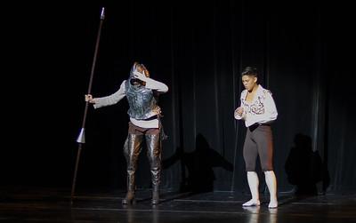 NCDC Don Quixote I 2014-2