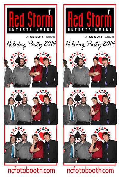 Red Storm Holiday Party 2014