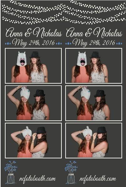 Anna and Nicholas Photo Strips