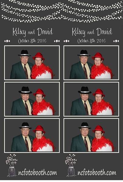 Kelsey and David's Photo Strips