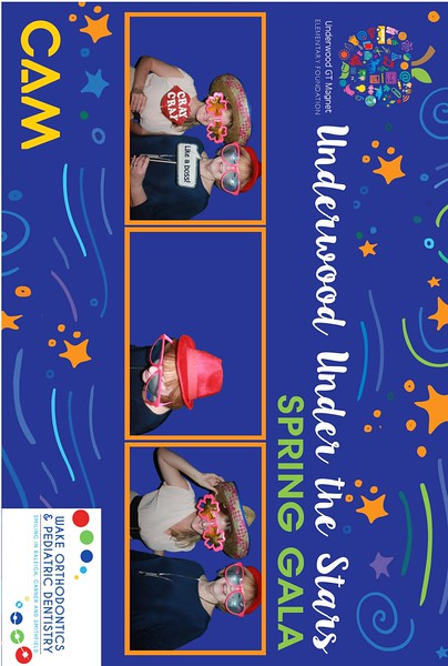 Underwood Foundation Photo strips