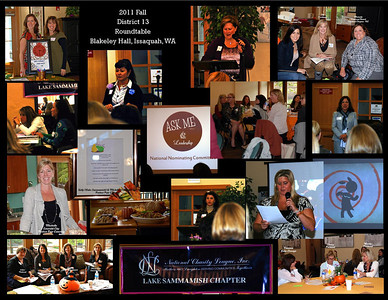 Fall 2011 hosted by Lake Sammamish Chapter