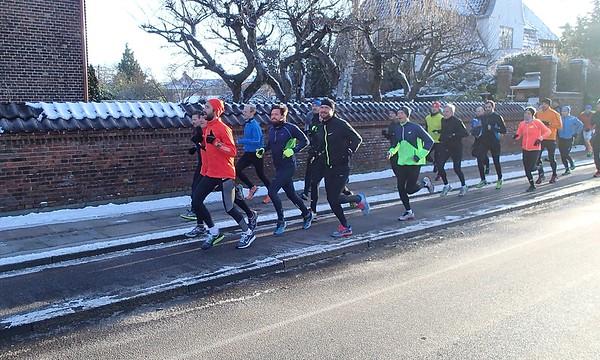 Fællestræning 25-01-2015