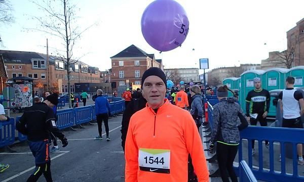 Nike Marathon Test 1 - 04-01-2015