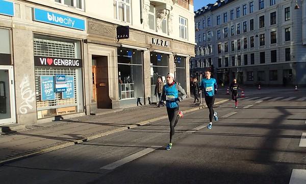 Nike Marathon Test 2 - 08-02-2015