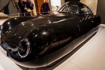 NCMA Porsche Exhibit Nov. '13