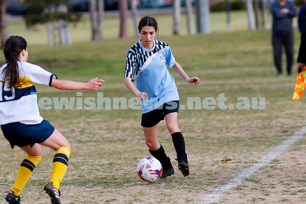 3-9-18. NCMFC Women defeated Whitehorse United 3 - 2 at Caulfield Park. Photo: Peter Haskin
