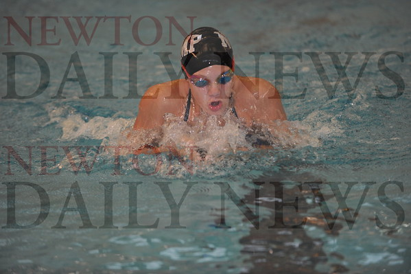 NCMP swim vs. Indianola at Grinnell 9-1-2016