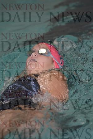 NCMP swimming vs. Oskaloosa Sept. 12, 2017