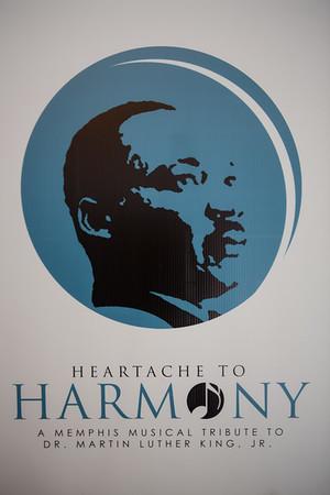 Civil Rights Museum - Headache to Harmony - April 4, 2015