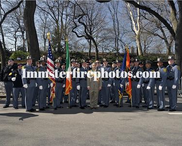 NYC and Montauk ST Pats parades 2010