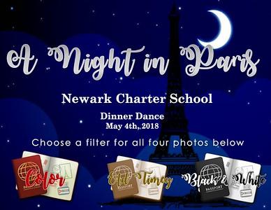 Newark Charter School Night in Paris